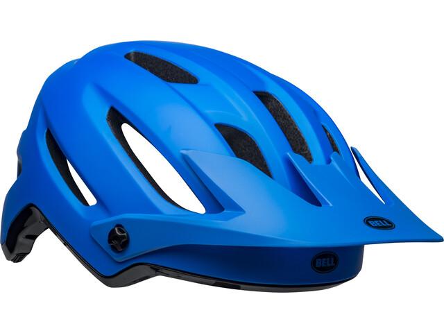 Bell 4Forty Casco, matte/gloss blue/black